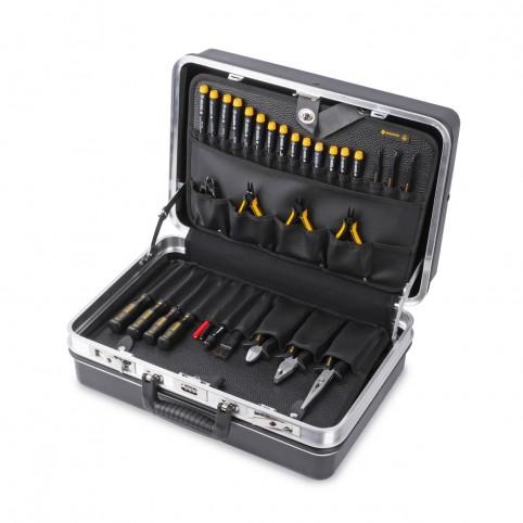 Bernstein Service-Koffer EPA mit 32 Werkzeugen