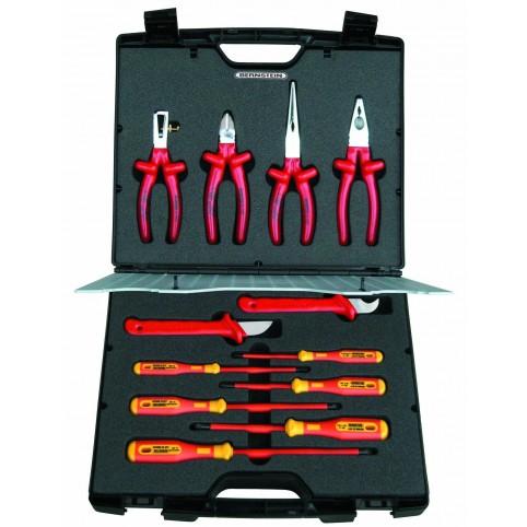 Bernstein VDE-Werkzeugsatz mit 12 Werkzeugen