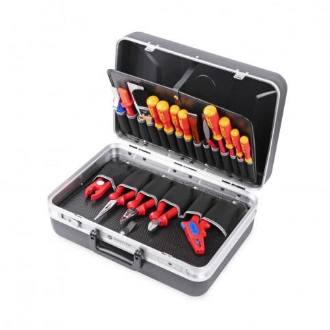 Bernstein Service-Koffer PROTECTION mit 23 Werkzeugen