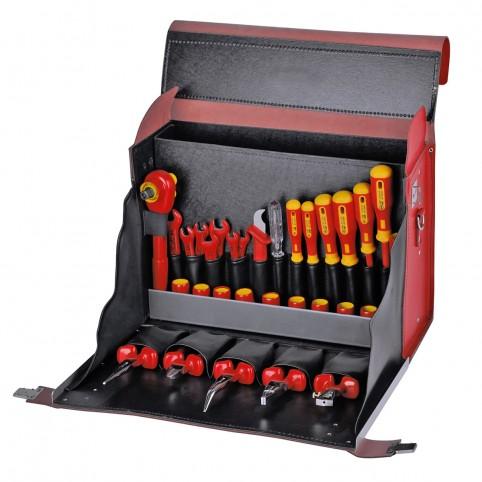 Bernstein Werkzeugkoffer SAFETY mit 35 Werkzeugen