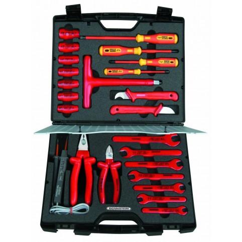 Bernstein VDE-Werkzeugsatz mit 24 Werkzeugen