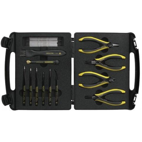 Bernstein ESD Werkzeug-Set ELITE mit 20 Werkzeugen B2230