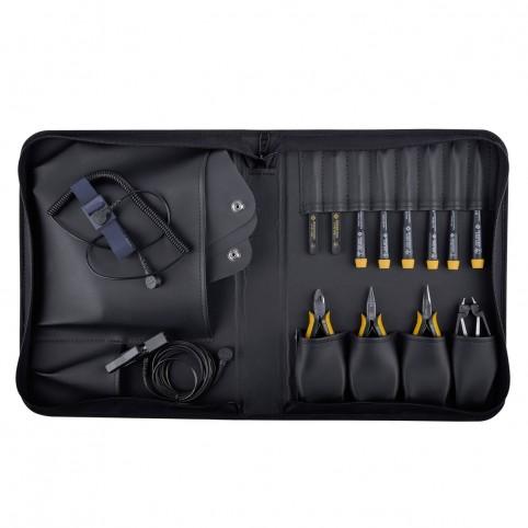 Bernstein Service-Set ANTISTATIC mit 12 Werkzeugen