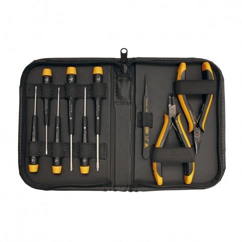 Bernstein Service-Set CARAT mit 9 Werkzeugen