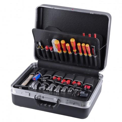 Bernstein Service-Koffer TELECOM mit 115 Werkzeugen