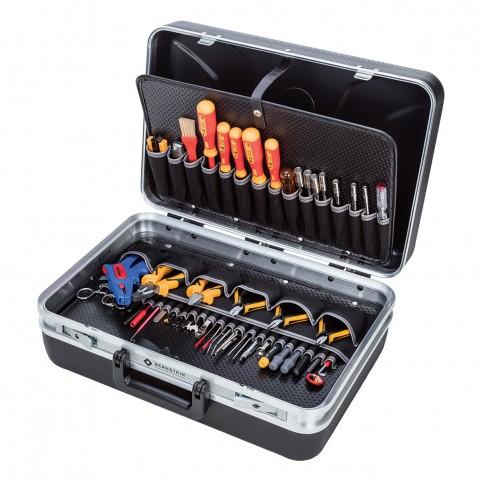 Bernstein Service-Koffer Performance TECHNIK mit 68 Werkzeugen
