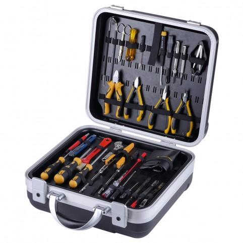 Bernstein Service-Koffer HANDY mit 43 Werkzeugen