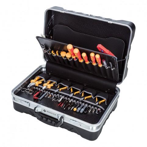 Bernstein Service-Koffer TECHNIK mit 75 Werkzeugen