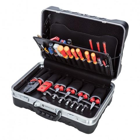 Bernstein Service-Koffer SECURITY mit 54 Werkzeugen
