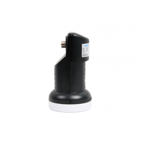 ANKARO LNC 1001 Single Universal-LNB Ø40mm <0,1dB mit LTE Filter