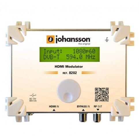 Johansson Modulator HDMI auf DVB-C/DVB-T/DMB-T/ATSC