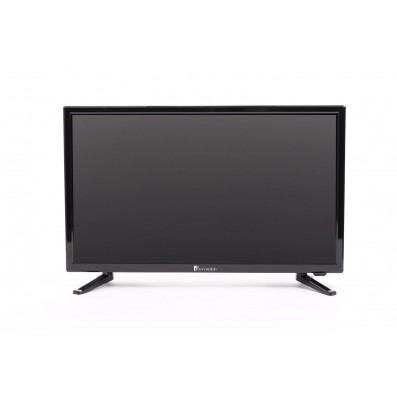 Univision 61cm (24 Zoll) Fernseher HD-Ready Triple Tuner Ci+ USB HDMI