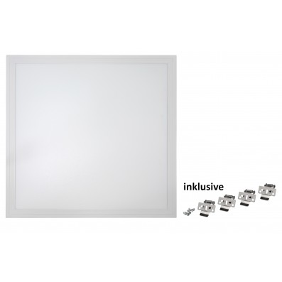 Zielo LED Premium Panel 40 Watt TÜV/GS 62x62 cm inkl. Halteklammern