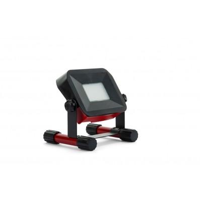 Luceco 10W LED Akku Arbeitsleuchte Slim Worklight
