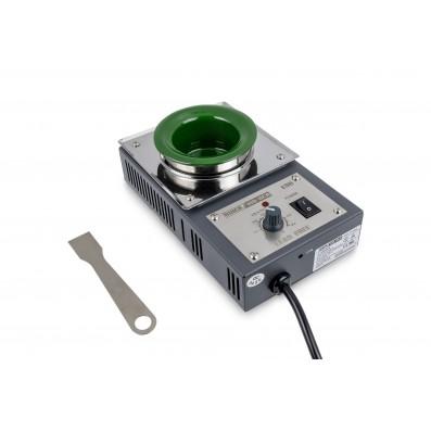 QUICK Löttiegel rund Ø54mm 38mm tief 150°-450°C 400W