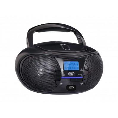 TREVI tragbares DAB+ Stereo Radio