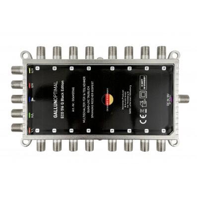 ECO Multischalter Black Edition 5/16