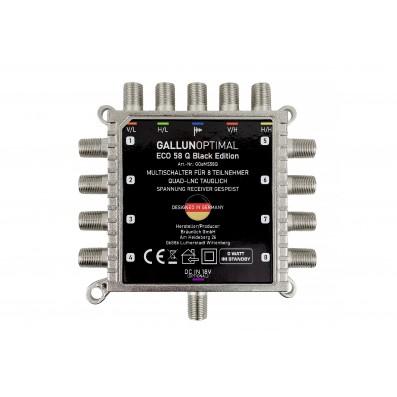 ECO Multischalter Black Edition 5/8