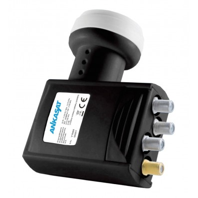 Ankaro Unicable 1 1xSCR 3xLegacy- LNB mit LTE Filter
