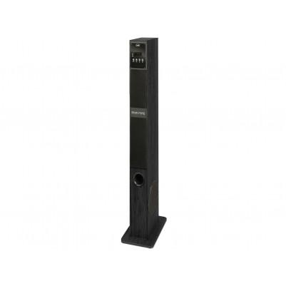 Bluetooth Lautsprecher Tower 60W schwarz