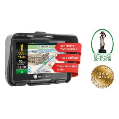 Navitel G550 Navigationssystem für Motorras