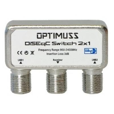 DiSEqC-Schalter 2xEingang / 1xAusgang