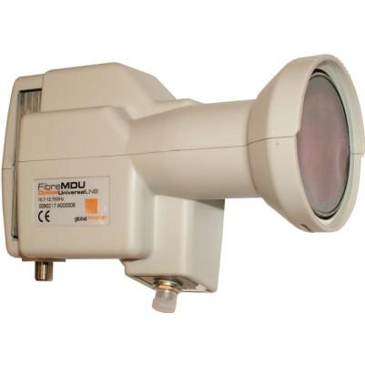 Polytron Fibre LNB mit optischem Ausgang Ø40mm + 7 dBm inkl. Netzteil