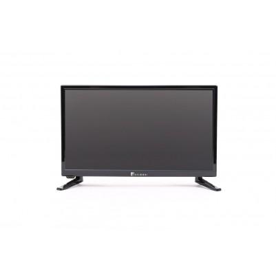 Univision 51cm (20 Zoll) Fernseher HD-Ready Triple Tuner Ci+ USB HDMI inkl. 12 Volt Netzteil