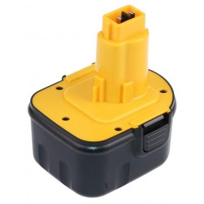 Xcell Werkzeugakku Passend für Dewalt/ELU EZWA60 kompatibel, Ni-Cd Spannung 12V 2000 mAh
