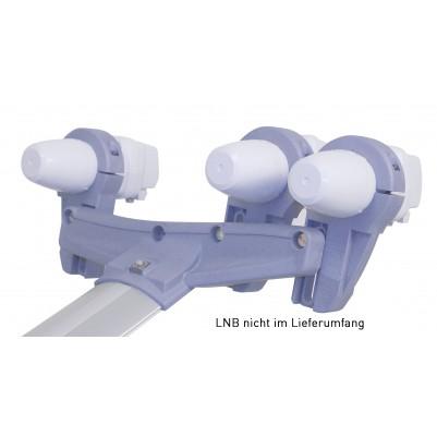LNB Erweiterung für BISAT G2 auf 19,2°E/13°E/5°W