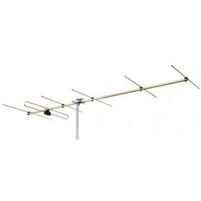 VHF 7 Elemente Antenne, Kanal 5-12, Gewinn 7dB, Länge 1190mm