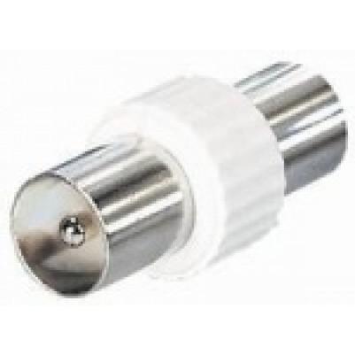 Koax-Verbinder Stecker/Stecker