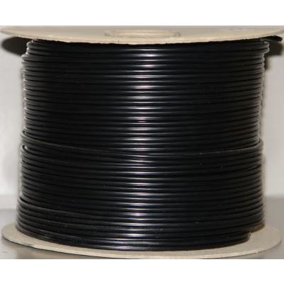 Lautsprecherkabel 2x1,5mm 100m schwarz