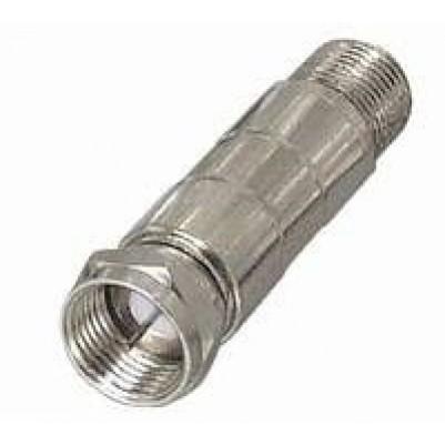 Sat-Dämpfungsglied F-Stecker auf F-Kupplung