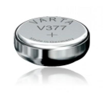 VARTA SR626SW Silberoxyd 1,55V 27mAh 2,6x Ø6,8mm