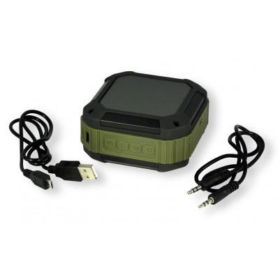 Manta SWAT Bluetooth Lautsprecher 3W wetterfest IP56