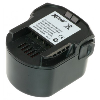Xcell Werkzeugakku Passend für AEG M1230R kompatibel Ni-MH Spannung 12V 3000 mAh