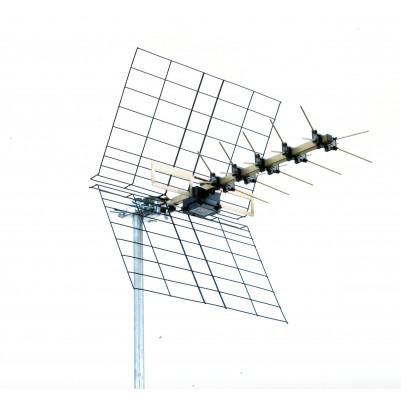 UHF 24 Elemente Antenne Kanal 21-69 LXline