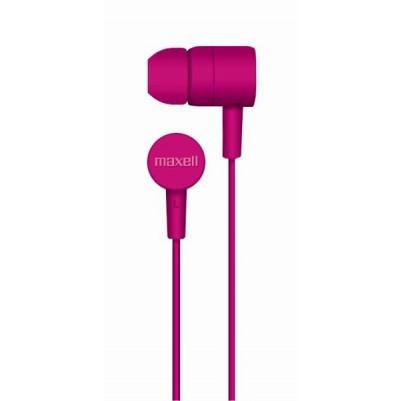 MAXELL SPECTRUM Ohrhörer pink 3,5Klinke Smartphone