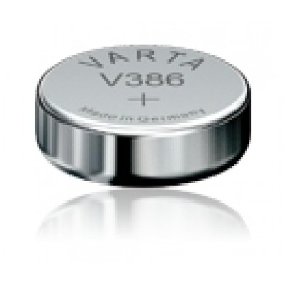 SR1142SW V386 Silberoxyd 1,55V 115mAh 4,2x Ø11,6mm