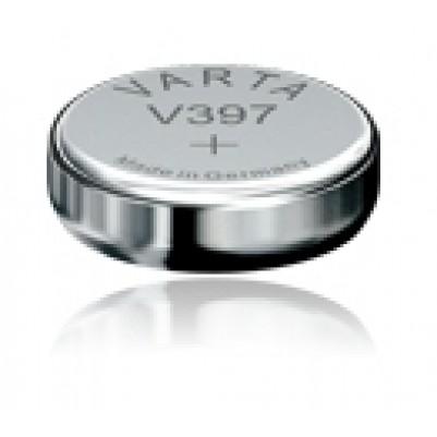 Varta Knopfzelle V397 SR726SW Silberoxyd 1,55V 30mAh