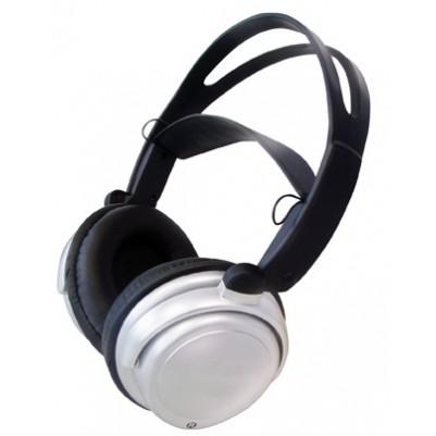 Stereo-Kopfhörer, 2-Wege-System, 2,7m Kabel,Auto-Fit-Comfort Funktion