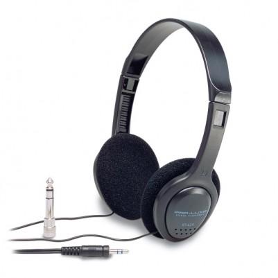 TREVI TV-Kopfhörer, Lautstärkeregler, langes Kabel