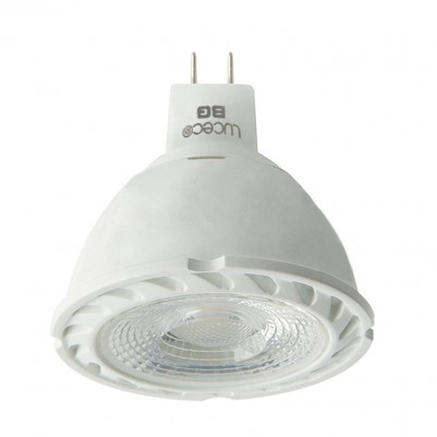 LUCECO 5W LED-Lampe Spot WARM WHITE (2700k), MR16, 370lm