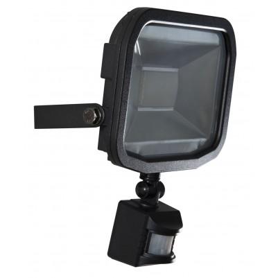 LUCECO 20W LED-Außenlampe mit Bewegungsmelder Guardian Slimline, 1200Lumen