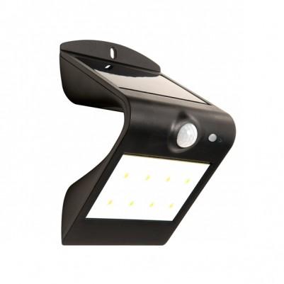 LUCECO Solar LED-Wandleuchte 1,5W, NATURAL (4000K), wetterfest
