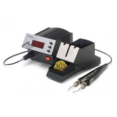 ERSA Lötstation DIGITAL2000A 80W mit Entlötpinzette Chip-Tool 2x 20W