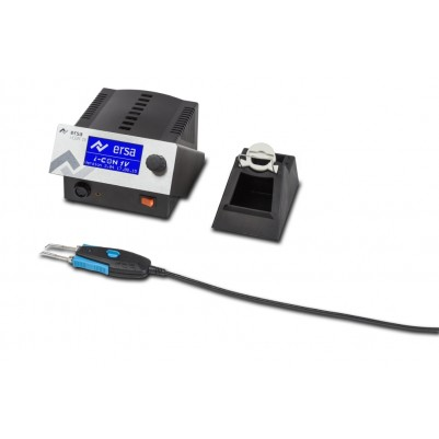 ERSA i-CON1V ESD Profi-Lötstation, mit Chip-Tool Vario 2x 40W, Auto-Standby, kompatibel weiteren Lötwerkzeugen
