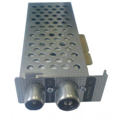 GALLUNOPTIMAL DVB-C (Kabel) & DVB-T/T2 (terrestrisch) Tuner für Receiver AUGUST