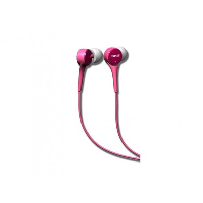 MAXELL Ohrhörer Juicy Tunes pink 3.5mm Straight Plug